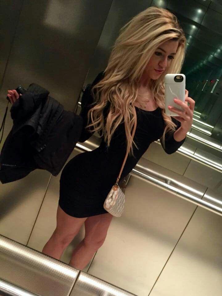 Nikki Blackketter | My Style | Blonde hair, Skinny ...