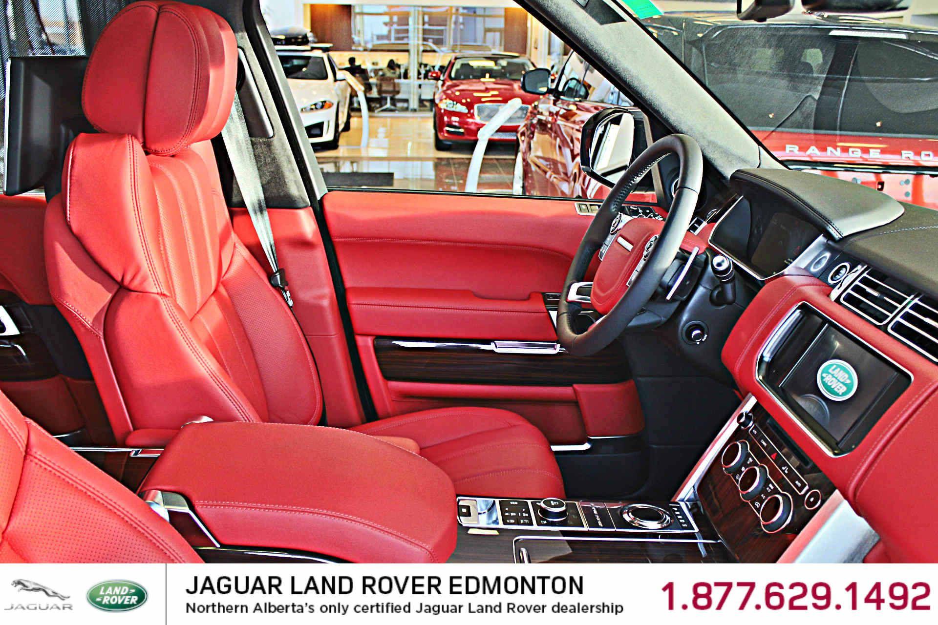 2015 Full Size Range Rover Red Interior Sick Rides Pinterest Red Interiors Range Rovers