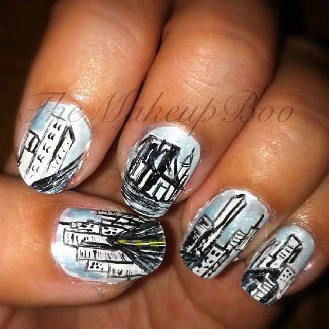 City Nails Nails City Nails Nail Designs