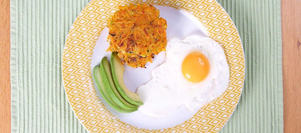 Gluten Free Sweet Potato Hash Browns IBD Relief (With