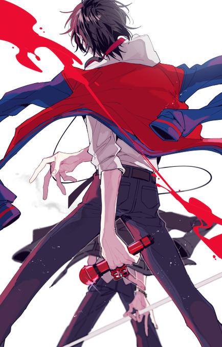 明菜🍎 on Twitter in 2020 Netflix anime, Anime, Pics