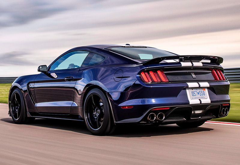 2019 Ford Mustang Shelby Gt350 Specifications Photo Price
