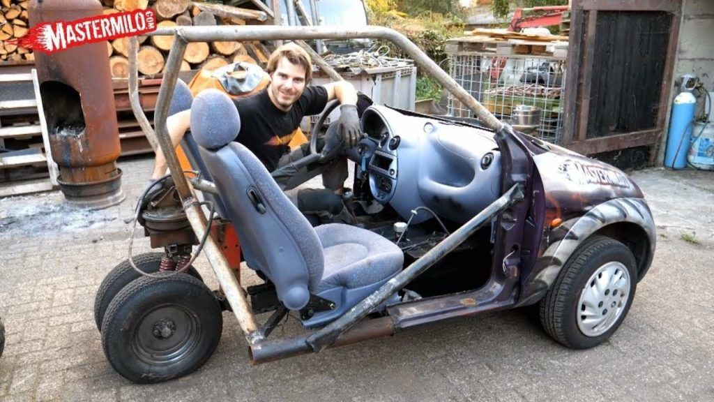 Ford Ka crazy car mod by Mastermilo | amazing ideas | Car mods