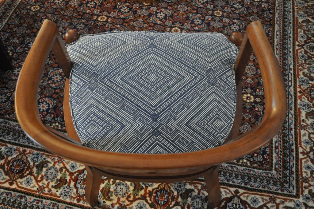 Chair cushion upholstery with piping diy cushions