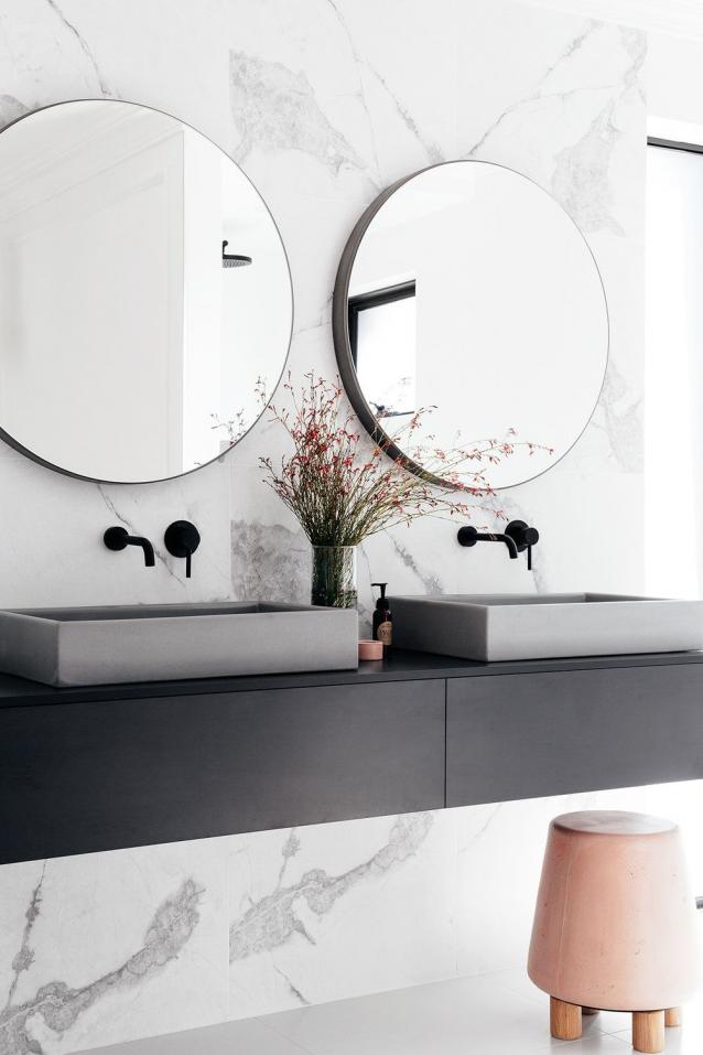 Photo of #bathroom | pinterest : Grace M #kitchenfixtures #black #kitchen #fixtures