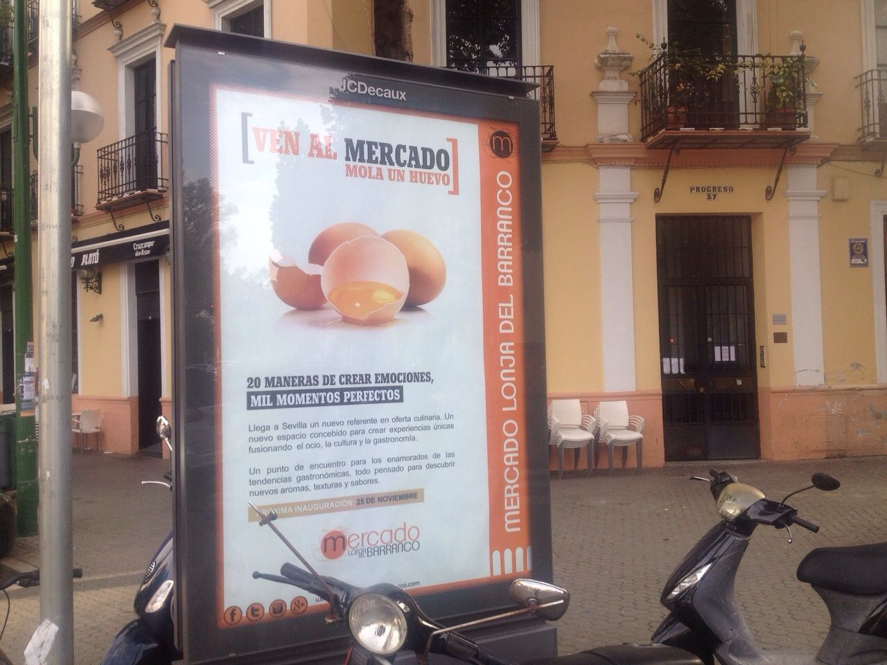 Campañas del Mercado Lonja del Barranco #mercadolonjadelbarranco #Campañas #Marketing