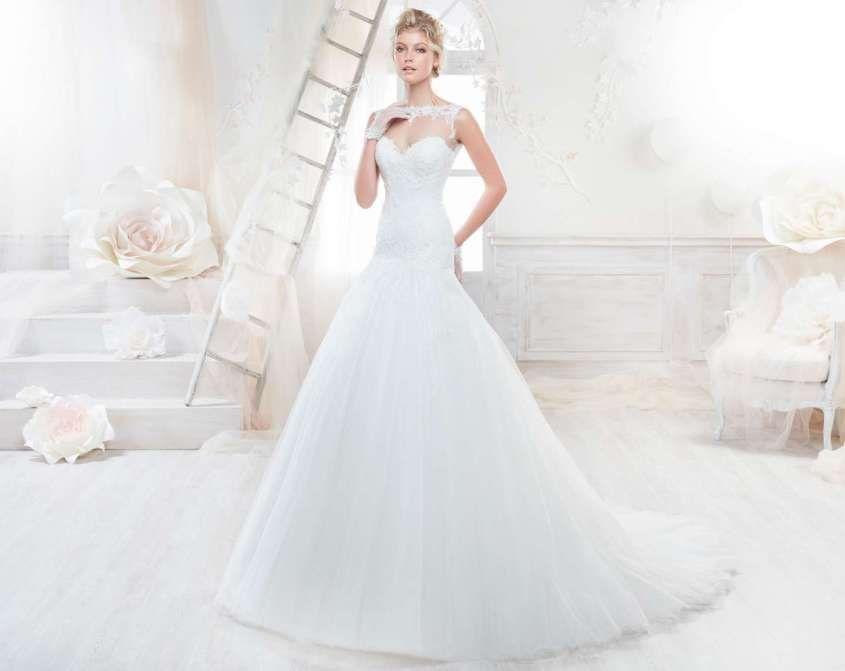3ebb4212859f Abiti da sposa colet jolies – Modelli alla moda di abiti 2018