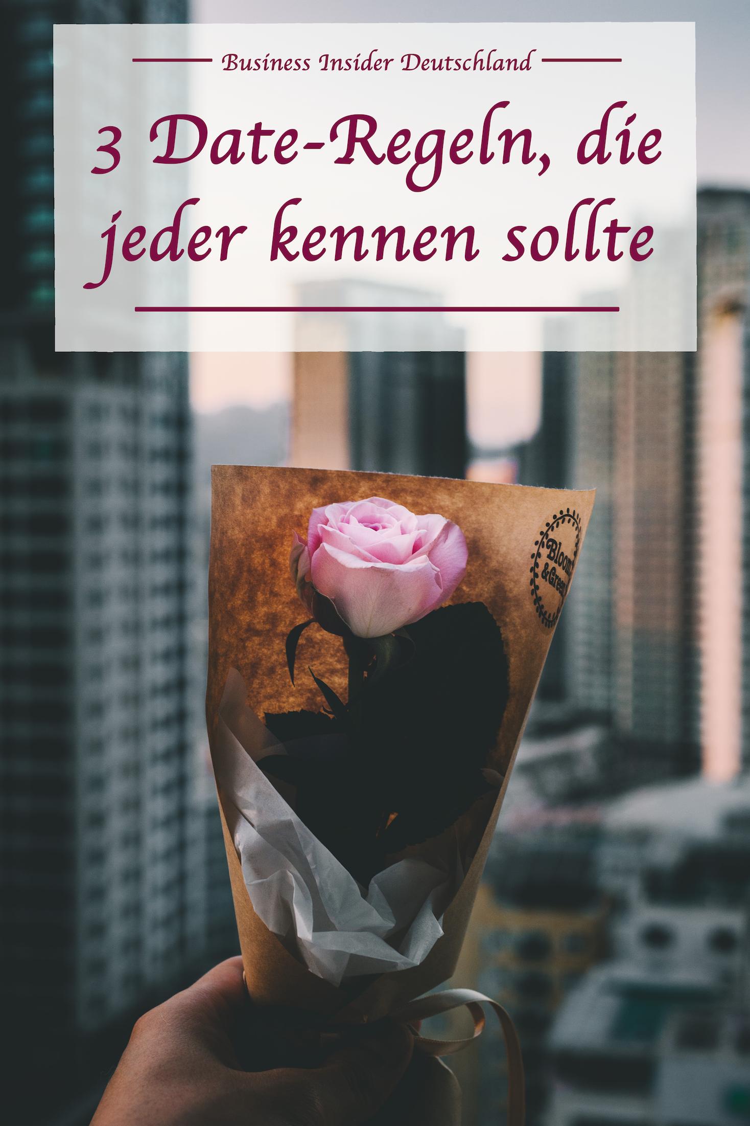Dating regeln in deutschland