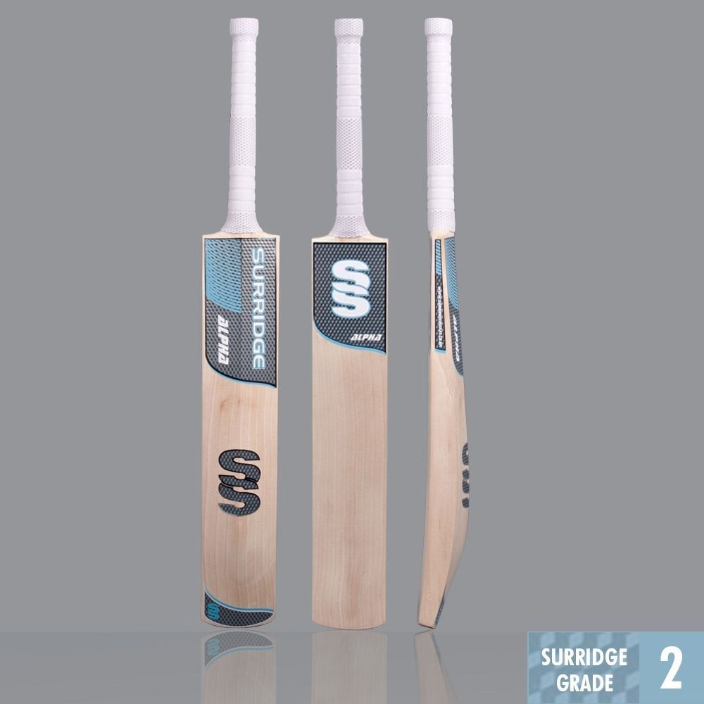 Grade 2 Alpha English Willow Cricket Bats In 2020 Cricket Bat Bat Cricket