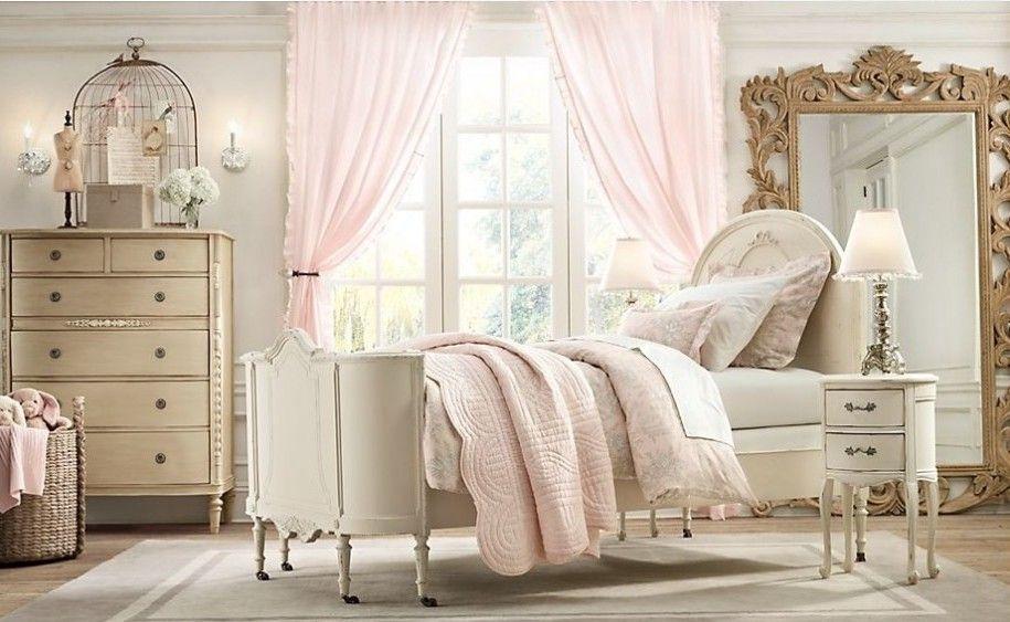 b446fddc48a chic room decor - Google Search | bedding | Girls room design, White ...