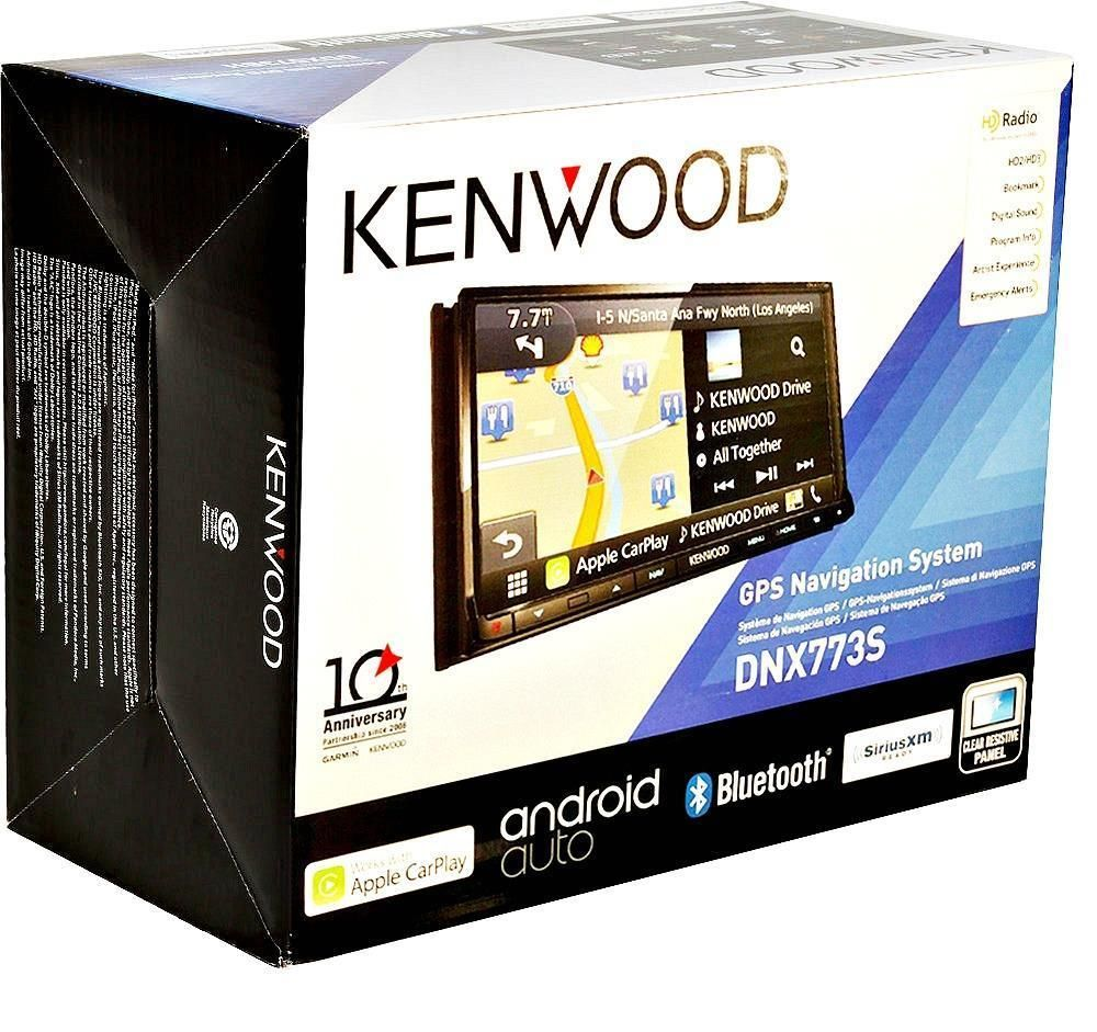 kenwood dnx773s 2 din car dvd bluetooth navigation. Black Bedroom Furniture Sets. Home Design Ideas