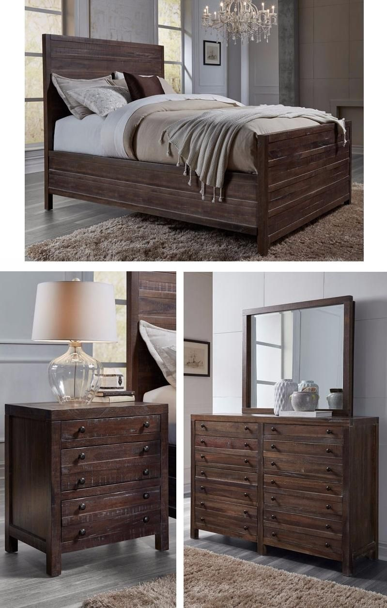 Torsten 5 Piece Cal King Bedroom Set King Bedroom Sets Bedroom