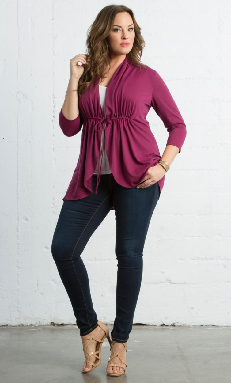 women's plus size tops | designer plus size clothing store