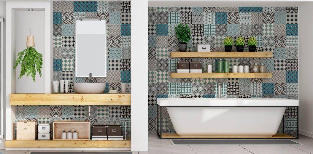 Can You Use Vinyl Flooring On Bathroom Walls Answered W Tips Vinyl Flooring Vinyl Flooring Bathroom Bathroom Tile Designs
