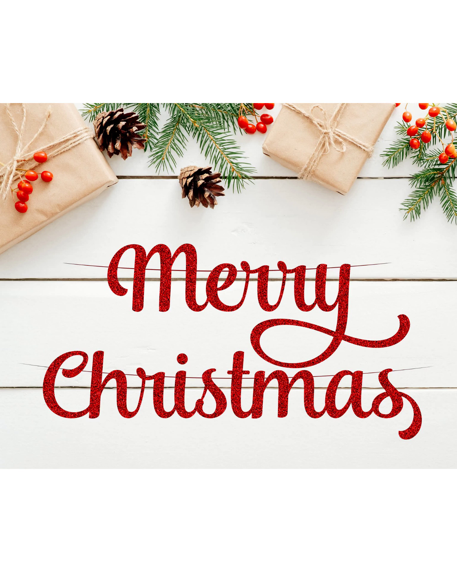 Merry Christmas Banner Christmas Party Decorations Hoilday Etsy Merry Christmas Happy Holidays Christmas Banners Merry Christmas Banner