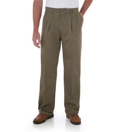 1d56906b Wrangler Advanced Comfort Pleated Toast   Products   Pleated pants ...