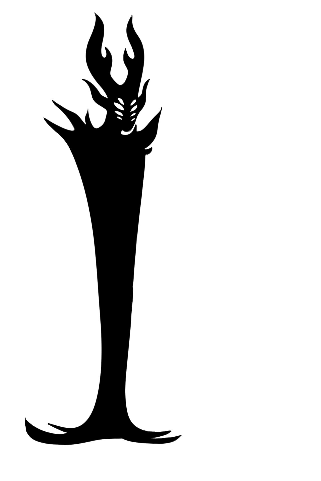 Hollow Knight Tumblr Shadow Monster Hollow Art Knight