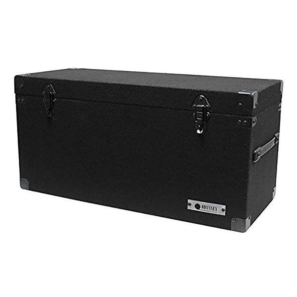 Odyssey Clp180e Carpeted Pro Dj Case W Detachable Lid For 180 Lp Vinyl Records Vinyl Records Lp Vinyl Storage