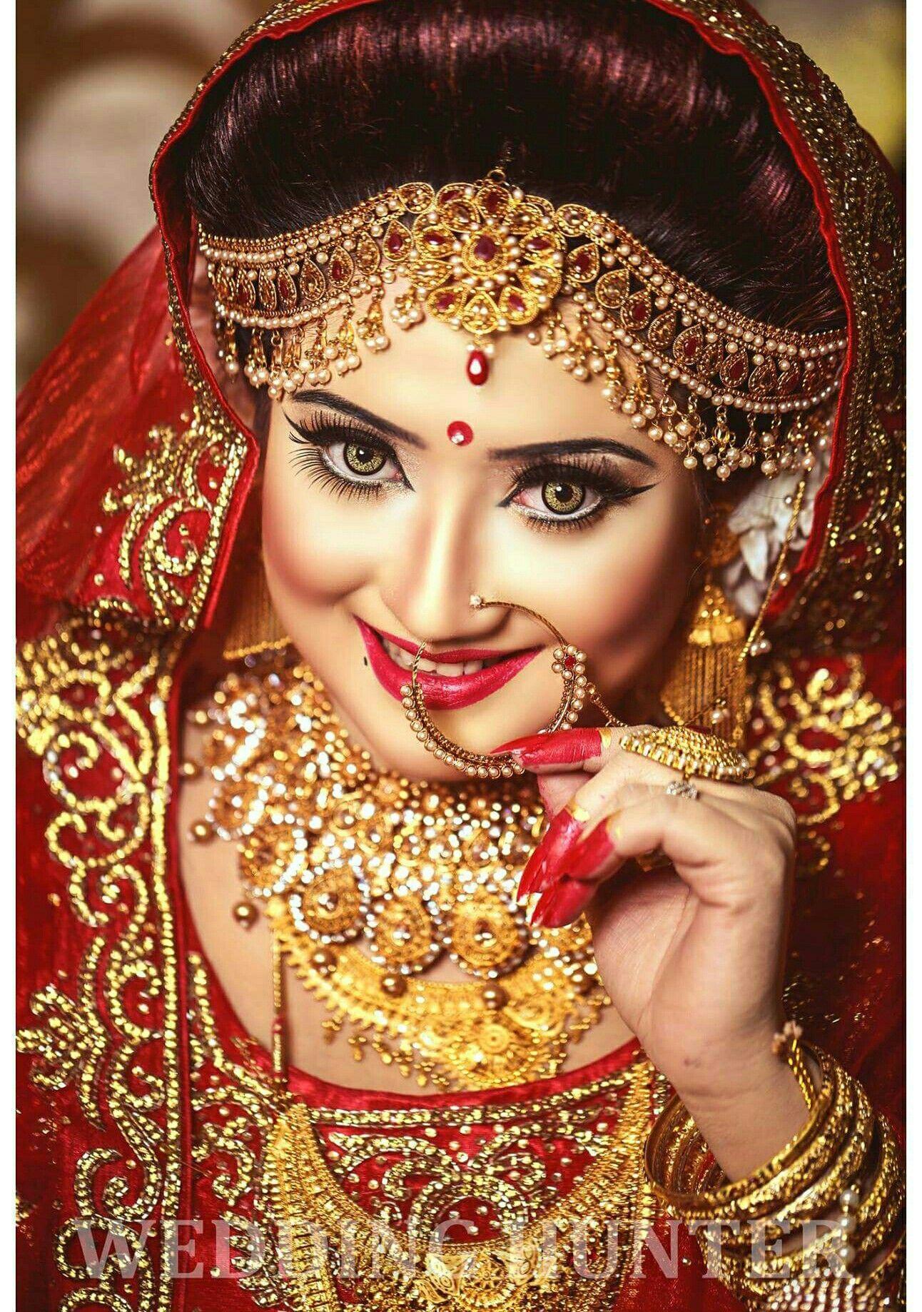 Божественная красотка у индусов жен
