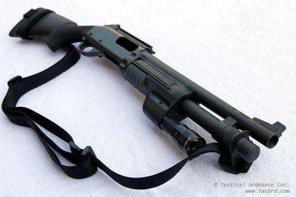 Remington 870   Sweetwater   Tactical shotgun, Combat shotgun