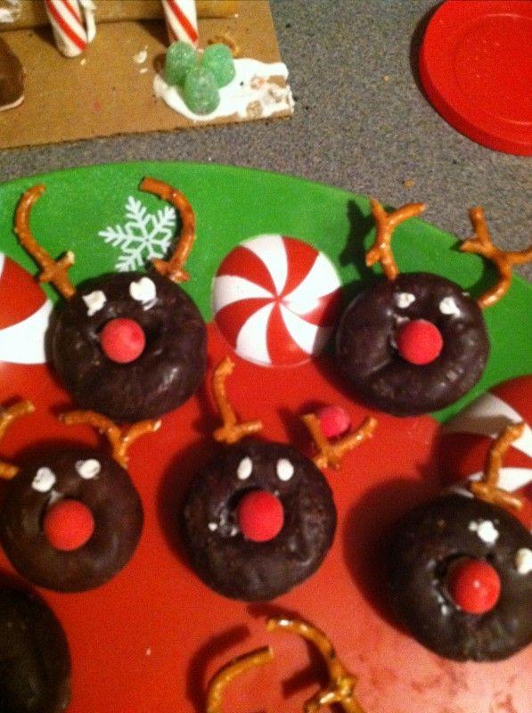 reindeer christmas school treats