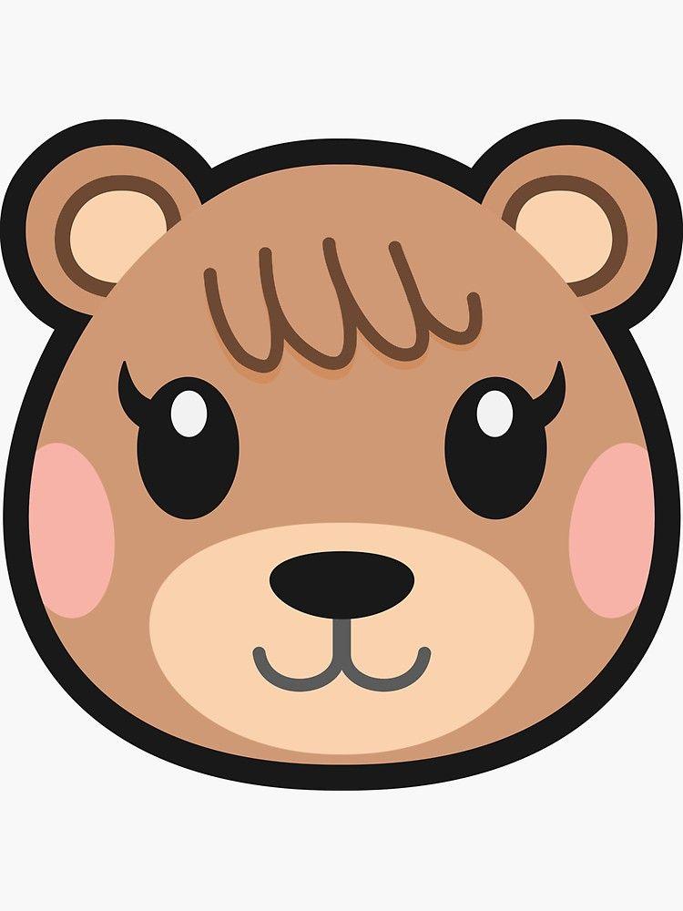 Maple Animal Crossing Sticker In 2020 Animal Crossing