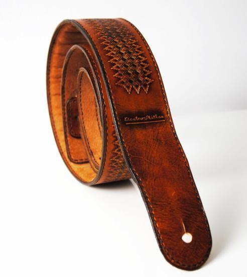 2/x cintur/ón de seguridad Cubre Pads piel ST estilo bordado
