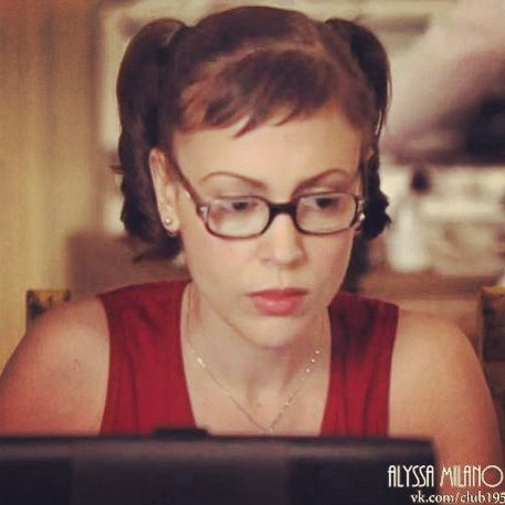 Charmed S4 Screen Caps Fringe Bangs Gilmore S Short Season