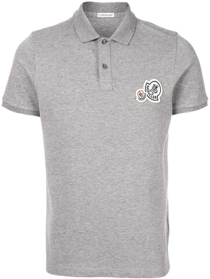 0a335373 Moncler classic polo top | Products | Pinterest | Mens clothing ...