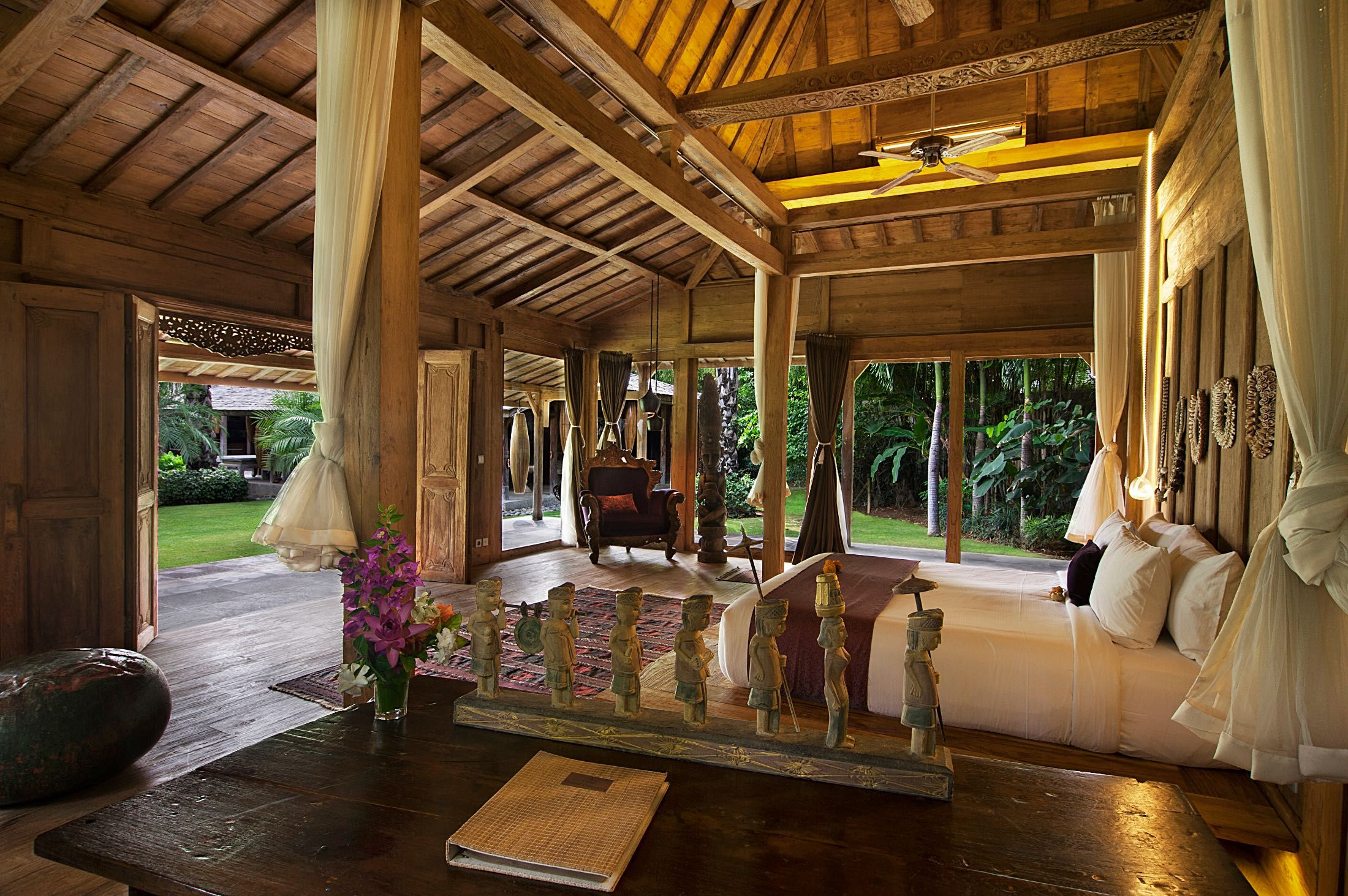 Image result for natural stone kitchen design balinese