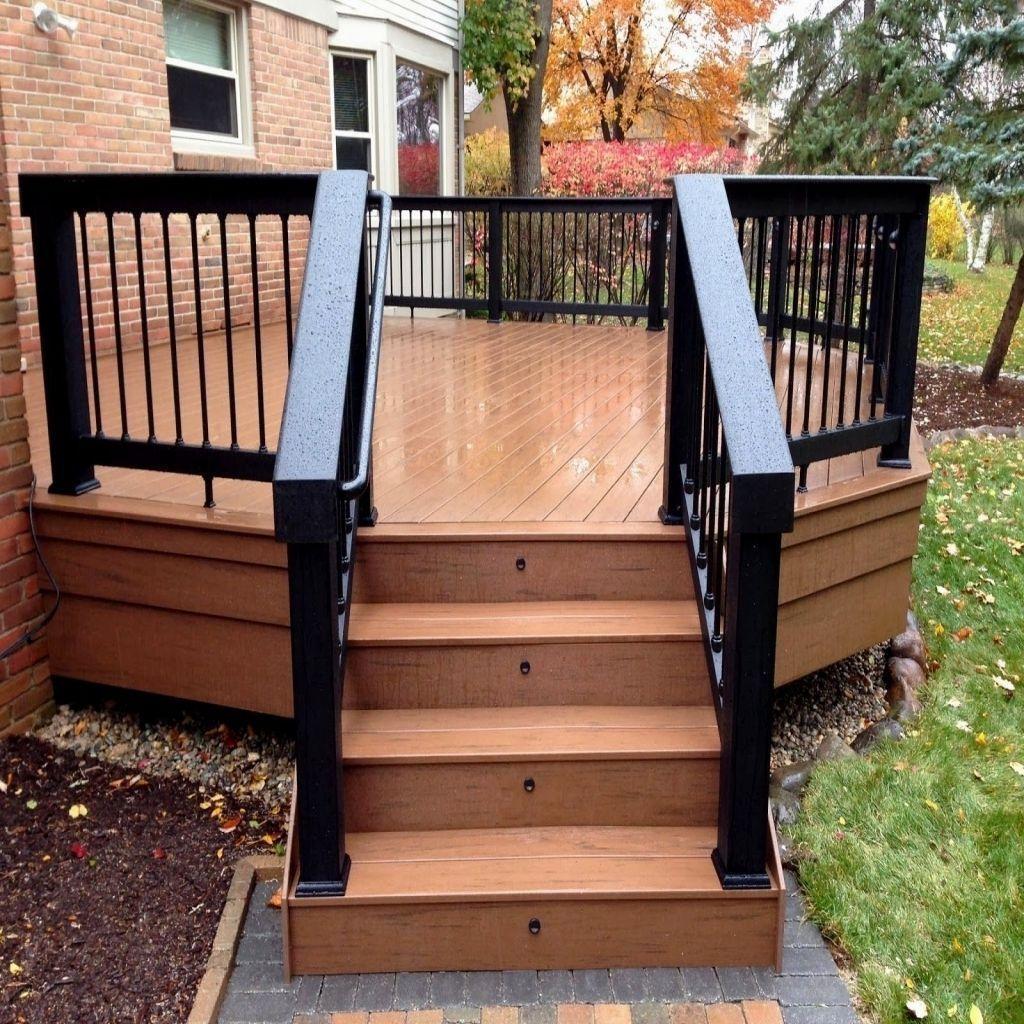 Small Deck Ideas Diy Designs