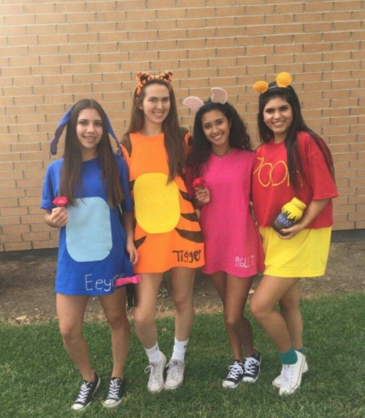 Pin by Lina on halloween  Cute group halloween costumes, Cute