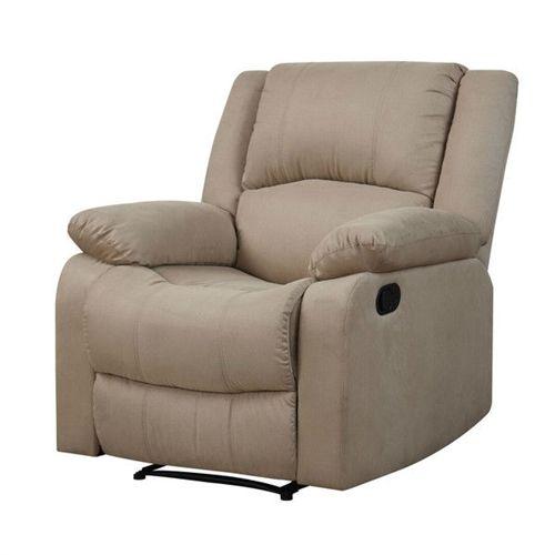 Microfiber Upholstered Recliner Chair