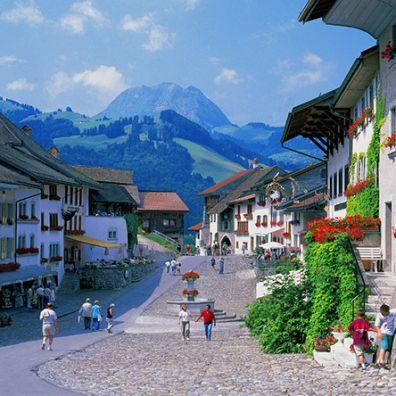 De pueblo en pueblo por el Viejo Mundo: Los 50 pueblos más bonitos del Europa