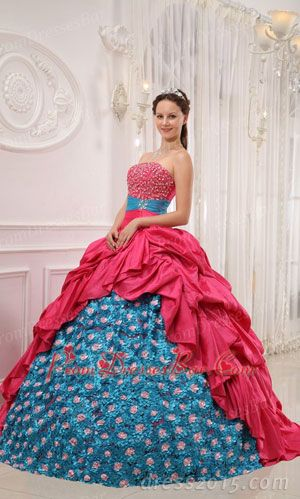 df6a313f5f0 Quinceanera Dresses - Ugly. Don t like the style or colors .