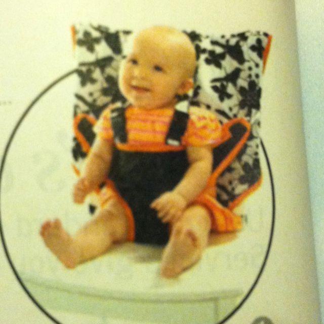 """""""My Little Seat"""" high chair. $20 walmart.com"""