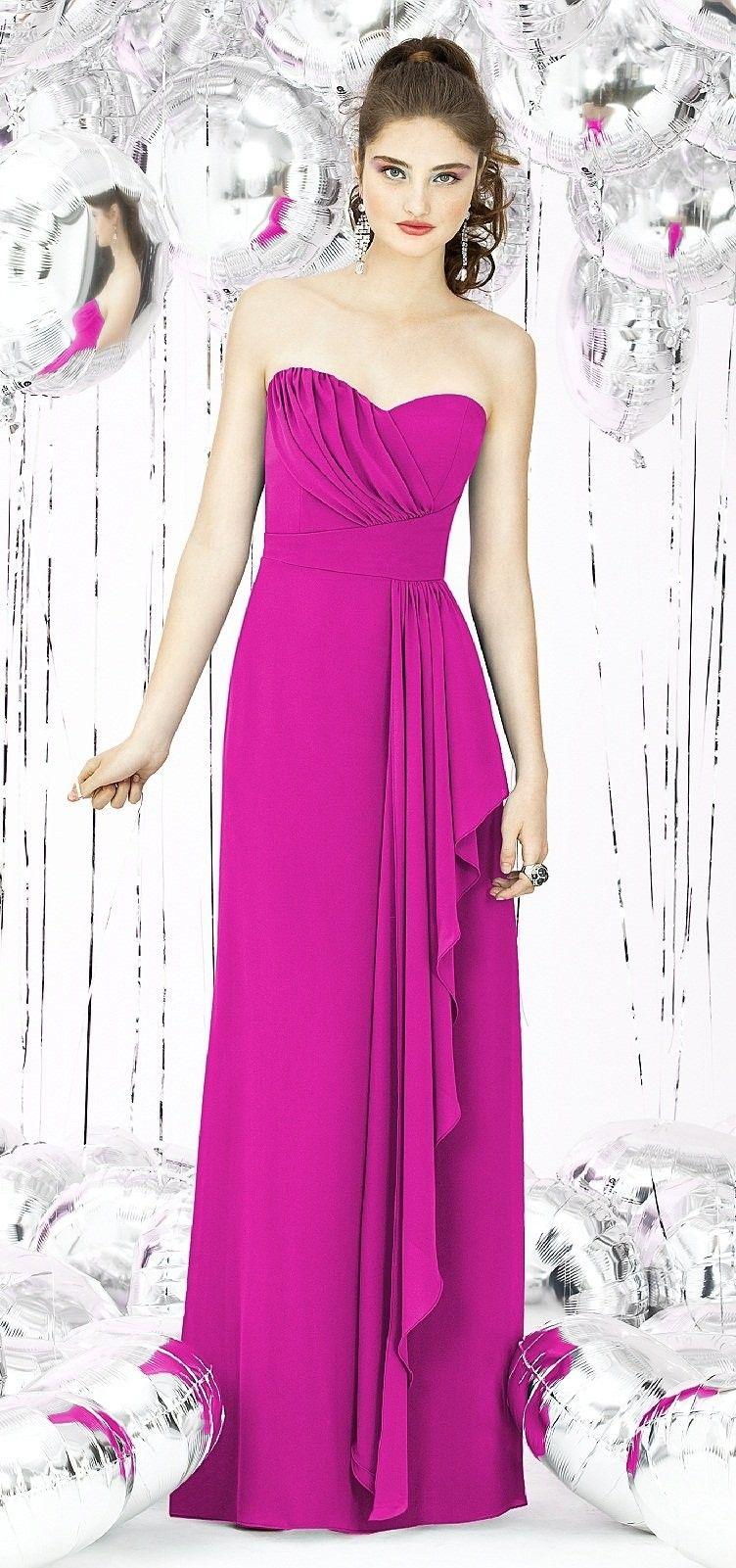 Style 8119 - Bridesmaid Dresses | Weddington Way, $220 | Mi Moda ...