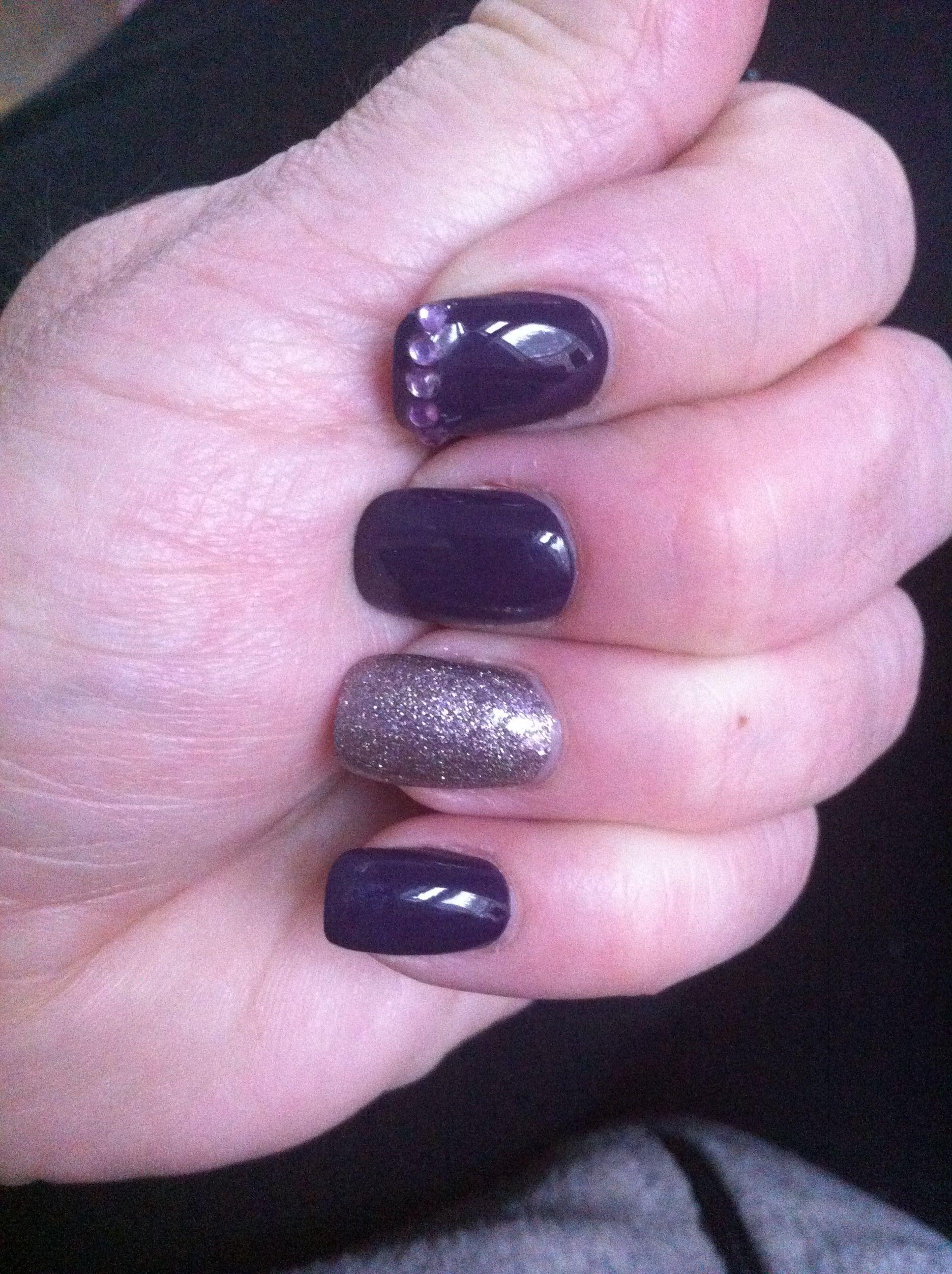 Suck nail tip