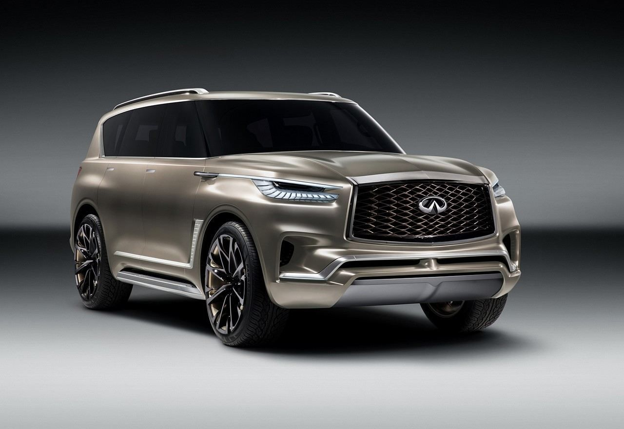2018 Infiniti Qx80 Concept Redesign Specs Changes Price Release Date Http