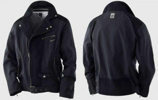 Jacket Adidas Vespa Adidas Biker 2009 ARLq543j