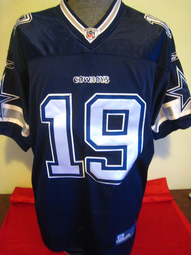 bbbc7ca133a #Dallas Cowboys #19 Miles Austin Sewn Numbers Reebok Jersey Shirt-size 52  from $12.89