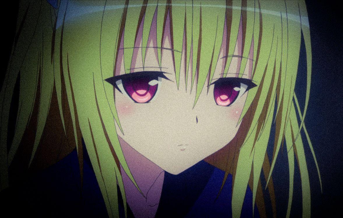 Anime To Love Ru Darkness 2nd