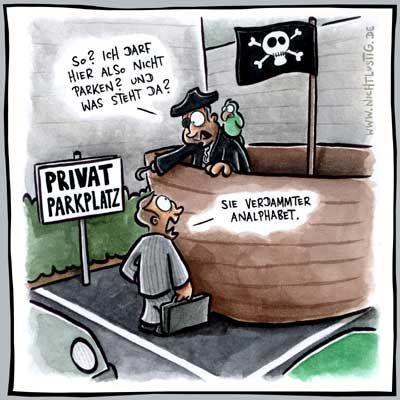 Nicht Lustig Piraten