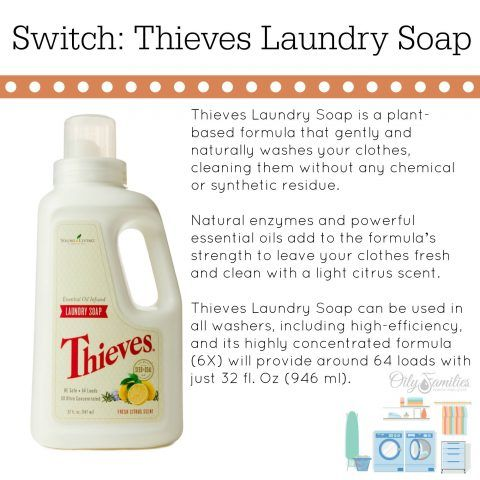 Thieves Laundry Soap Essential Oils For Add Oils Essential Oils