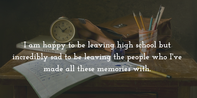 23 Touching And Inspiring Quotes On Leaving School Enkiquotes School Quotes Leaving Quotes Leaving School