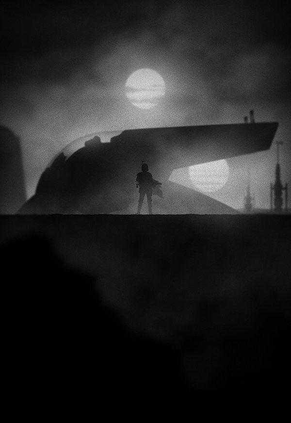 Noir Superheroes II