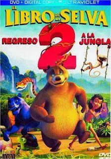 El Libro De La Selva 2 Online Latino 2013 Vk El Libro De La