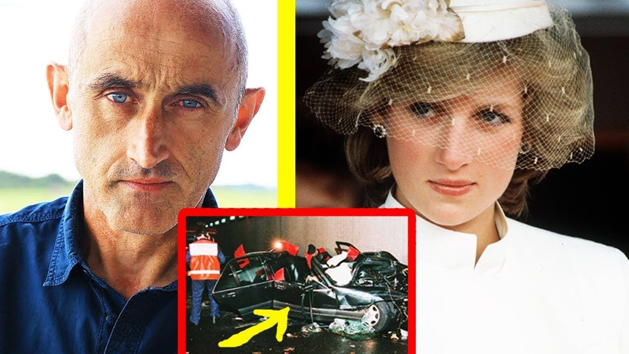 Firefighter Who Heard Diana S Last Words Breaks His Silence And