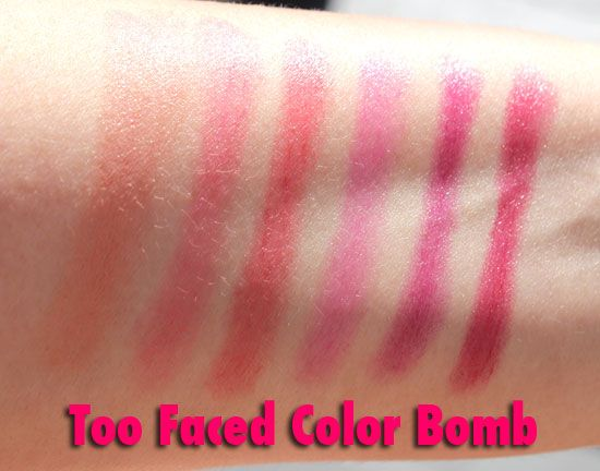 Lip Injection Color Bomb! Moisture Plumping Lip Tint by Too Faced #6