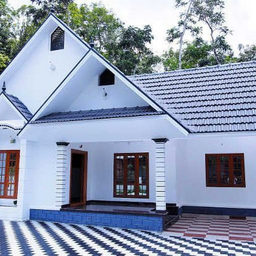Low Cost 2 Bedroom Free House Plan In 1200 Sqft For Small Plot Free Kerala Home Plans Beautiful House Plans Free House Plans Kerala Houses